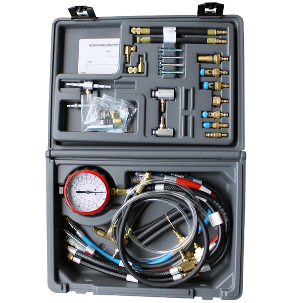ATD-5650 ATD Master Global Fuel Injection Test Kit