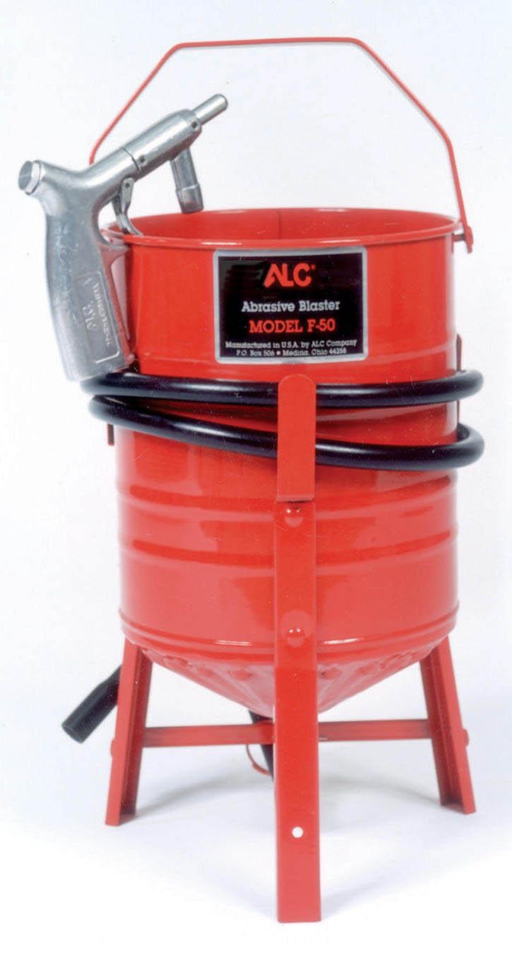 ALC-40017 ALC 40017 Bucket Blaster Sandblaster - tooldesk.com