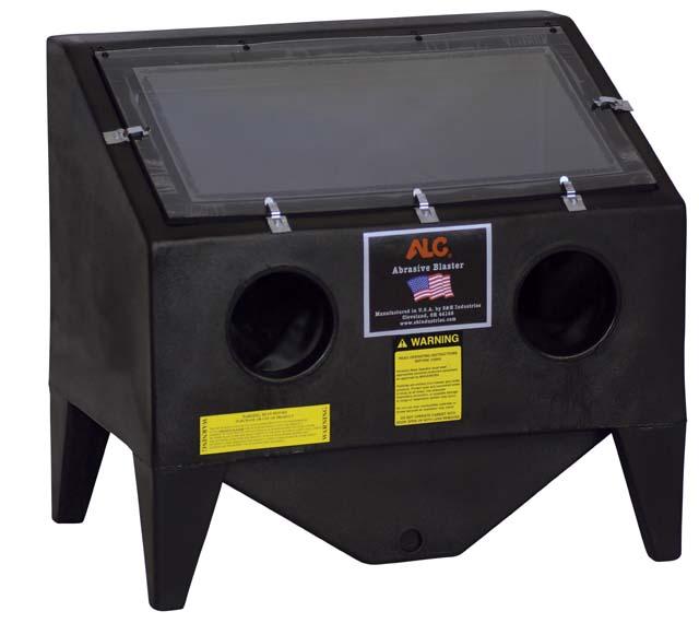 Alc 40390 Alc 36 Quot X 24 Quot Benchtop Cabinet Sand Blaster