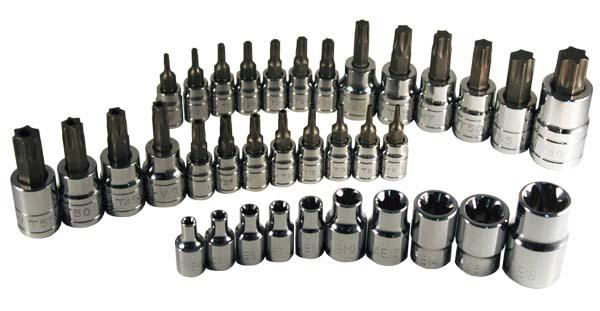ATD-125 ATD Tools 35 Piece 1/4