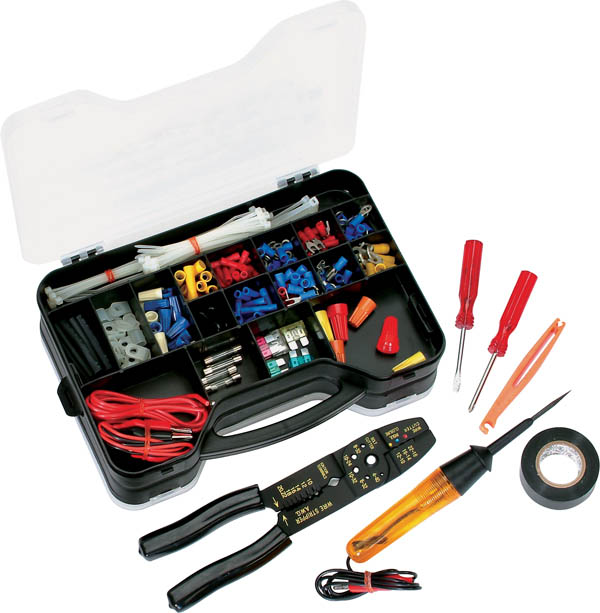 atd 285 atd 285 pc assorted electrical wire terminal repair kit rh tooldesk com electrical wiring kitchen electrical wiring kitchen remodel