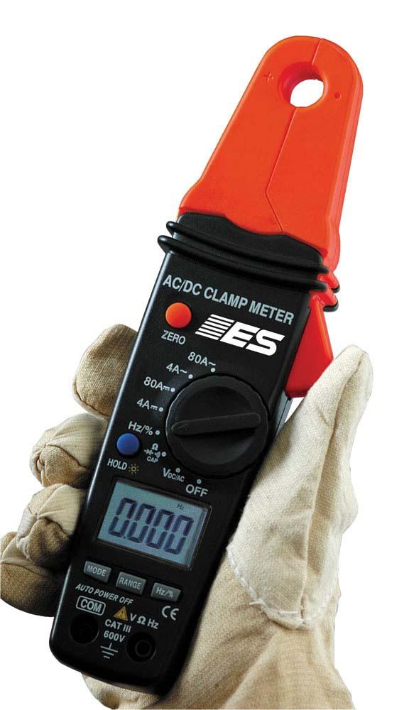 Otc Low Amp Probe : Esi low current probe dmm tooldesk