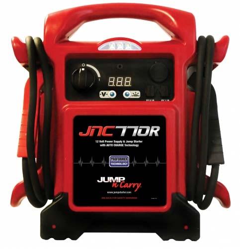 Knk Jnc770r 1700 Peak Amp Premium 12 Volt Jump Starter