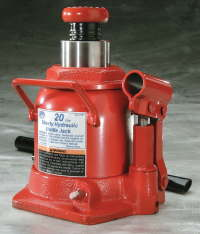 ATD-7387 Bottle Jack by ATD tools Short 20 ton ATD 7387