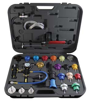 ATD-3301A ATD 3301A Master Cooling System Pressure Test & Refill Kit