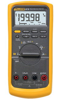 FLU-87-5 FLUKE 87-5 Digital Multimeter 87V - Automotive tools