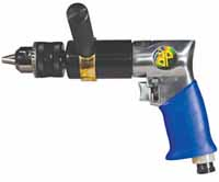 AST-527C Astro Pneumatic 527C - 1/2 Extra Heavy Duty Reversible Air Drill