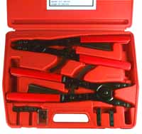 "Astro Pneumatic 9402- 2pc. Large 16"" Snap Ring Pliers Set"