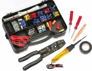 ATD-285 ATD 285 pc. Assorted Electrical Wire Terminal Repair Kit