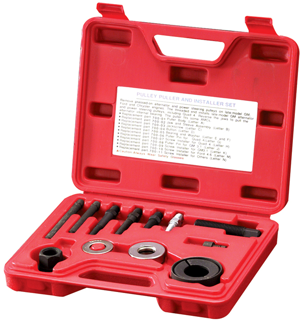 ATD-3052 ATD-3052 Alternator/Power Steering Pulley Puller and Installer