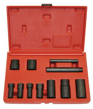 11-Piece Locking Wheel Nut Remover by ATD
