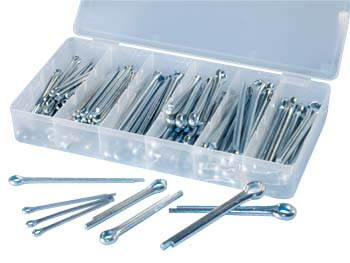 ATD-363 ATD 144 pc. Large Cotter Pin Assortment Kit 363
