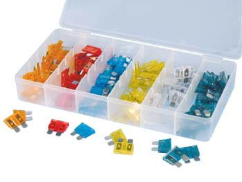 ATD 120 pc. Car Fuse Assortment Kit 364