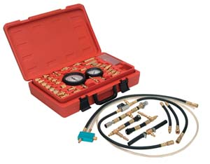 ATD-5578 Fuel Injection Kit with Low Pressure Gauge for GM TBI
