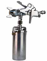 ATD-6812 ATD-6812- 1.0MM Suction Style Touch-Up Spray Gun