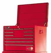 "ATD 10 Drawer 25"" x 17-7/8"" x 20-1/2"" Mechanics Chest"
