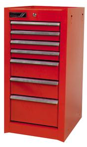 "ATD 15""W x 18-3/4""D x 30-1/2""H 7 Drawer Side Cabinet"