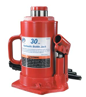 ATD-7367 Bottle Jack by ATD tools 30 ton Short