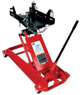 1100 lbs. Low Lift Hydraulic Transmission Jack by ATD