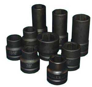 ATD-7700 ATD 1 inch drive Impact Socket Set