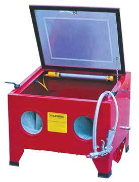 ATD-8400 ATD 8400 Bench Top Sand Blast Cabinet