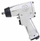 CP-724H Chicago Pneumatic 3/8 Pistol Grip Impact Air Wrench
