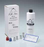 FJC-2538P FJC Basic Retrofit Kit w/PAG Oil for AC Delco Compressor