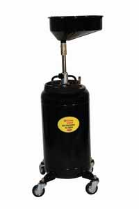 JDI-25HDC John Dow 25-Gallon Heavy-Duty Self-Evacuating Oil Drain