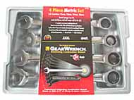 KDT-9413 KD Tools 9413 Combination Gearwrench set 4pc Metric 21,22,24,25mm