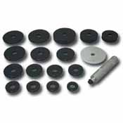 LIS-24800 Lisle 24800 - Seal Driver Kit 18 Piece up to 3-3/8in.