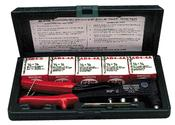 MAR-39001 MARSON Rivet Deluxe Gun Kit Sets up to 3/16 Rivets