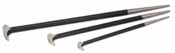 SKT-6099 SK 6099 3 Pc. Rolling Head Pry Bar Set