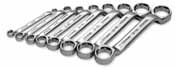 SKT-86198 SK 86198 8 pc. 6 pt. Short Deep Offset 6-20mm Box End Wrench Set