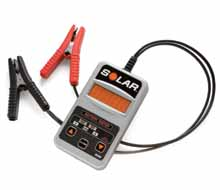 SOL-BA5 SOL-BA5- Digital Battery Tester Solar