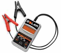 SOL-BA7 SOL-BA7- Digital Battery and System Tester Solar