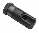 THX-418 Thexton Right Angle Grease Coupler Provides 90 degree Access!