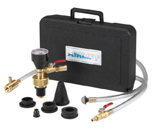 UVW-550000 Cooling System Airlift Kit Purges Airlocks by Uview!