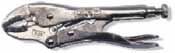 VSG-7T Vise Grip 7 Curved Jaw Locking Pliers with Wire Cutter