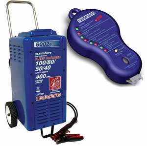 ASO-6002B Associated Heavy Duty Charger 6002B