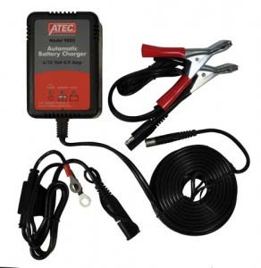 ASO-9003 Associated 0.9 Amp 6/12v Automatic Charger