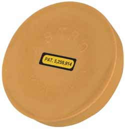 AST-400E Astro Pneumatic Replecement Erasers for Pinstripe Removal Tool