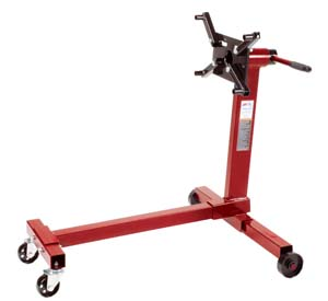 ATD-10137 ATD 750 lb. Deluxe Engine Stand 10137