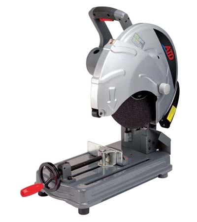 ATD-10515 14 Electric Cut-Off Saw with Laser Guide