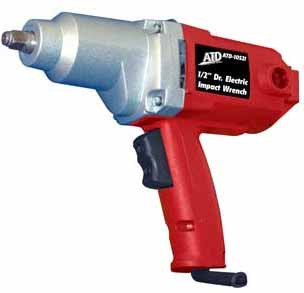 "ATD Tools 7amp 1/2"" Dr. Electric Impact Wrench"