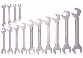 ATD-1181 Angle Wrench Set 14 Pc. 3/8 - 1-1/4 by ATD Tools 1181
