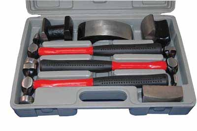ATD-4030 ATD 4030 7pc. Heavy Duty Body and Fender Tool Set