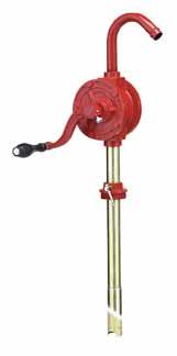 ATD Hand Rotary Barrel Pump