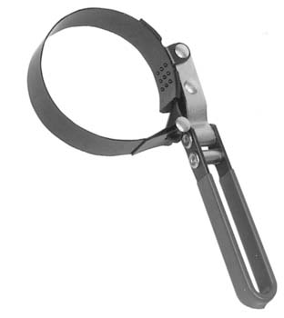 ATD-5206 Oil Filter Pliers/ Wrench by ATD Swivel 2-7/8–3-1/4