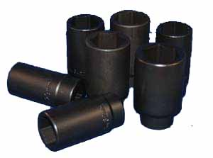 ATD-5467 ATD 5467 FWD Axle Nut Socket Set