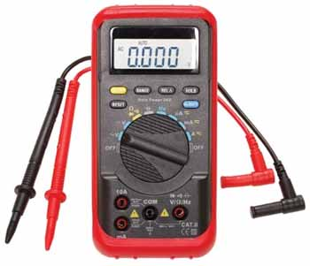 ATD-5519 ATD Auto-Ranging Digital Multimeter